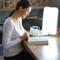 Une lampe de luminothérapie avec agrément médical