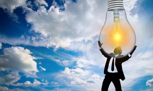 Ampoule lumière de jour
