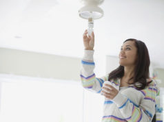Ampoule plein spectre pour reproduire les bienfaits de la lumière du jour