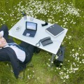 Travailler en plein air, la solution idéale ?