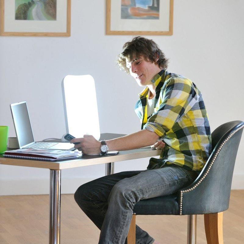 Médical Luminothérapie Avec De Agrément Lampe thQCsrd