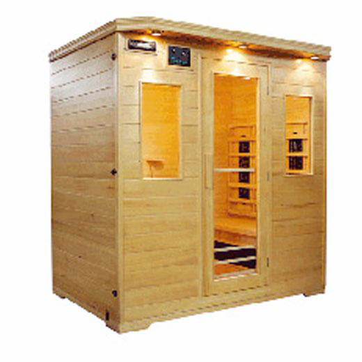 Sauna infrarouge - Sauna infrarouge utilisation ...