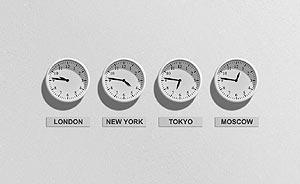 Décalage horaire : horloge biologique