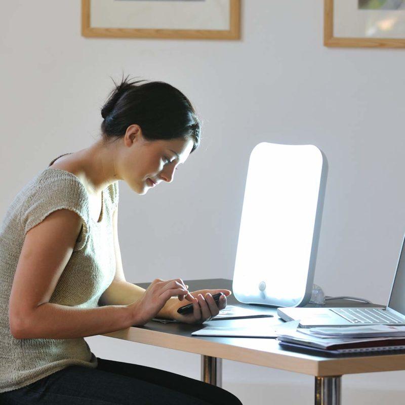 Lumie Arabica la lampe de lumino de 10 000 Lux