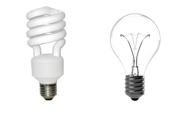 Comparer des ampoules classiques et basse consommation