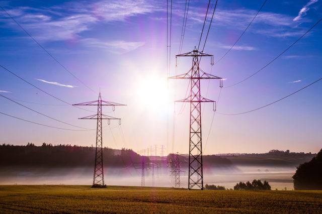 Pic de consommation électrique