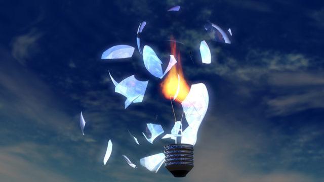 Collecte ampoule