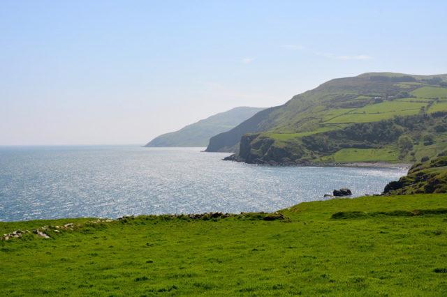 Ampoule basse consommation en Irlande