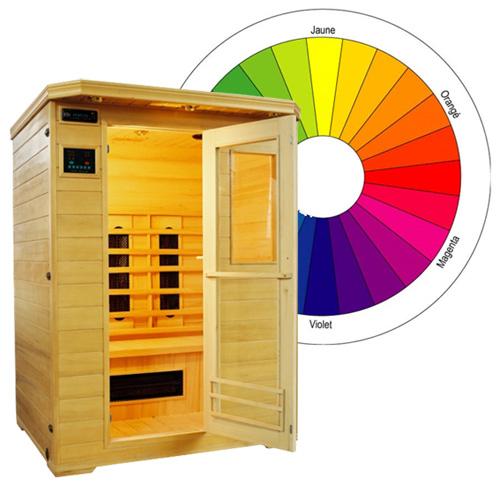 chromoth rapie dans les saunas. Black Bedroom Furniture Sets. Home Design Ideas